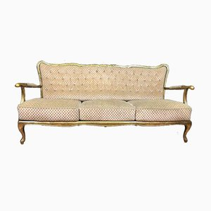 Mid-Century Chippendale Sofa, 1960s