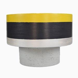 Vase 40 aus Terrakotta von Mascia Meccani für Meccani Design, 2019
