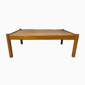 Danish Teak Coffee Table from Domino Möbler, 1960s