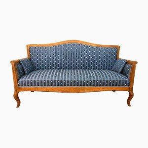 Antikes 3-Sitzer Tagesbett