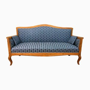 Antique 3-Seat Sofa Bed