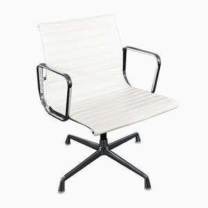 EA 108 Aluminum Swivel Chair by Charles & Ray Eames for Vitra, 1980s