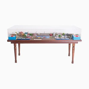 Electrical Train Track Table from Märklin, 1980s