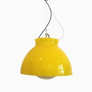 Lampe à Suspension en Verre de Murano de Vistosi, Italie, 1960s