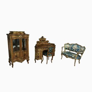 Antique Living Room Set