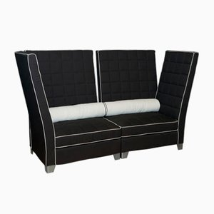 Black Tosca Sofa from VGnewtrend