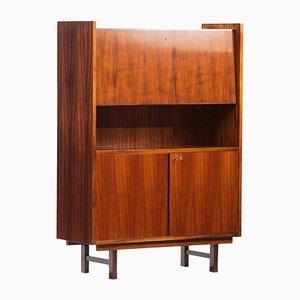 Mid-Century Italian Rosewood Cabinet, 1960s