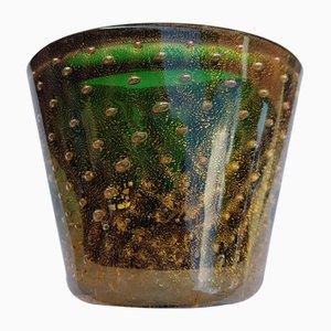 Vaso vintage di Barovier & Toso, anni '50