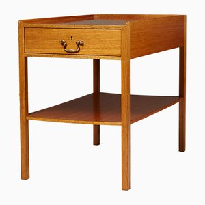 Swedish Model 914 Nightstand by Josef Frank for Svenskt Tenn, 1950s