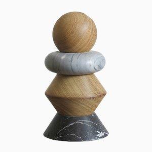 Candelero o florero escultural de Capperidicasa