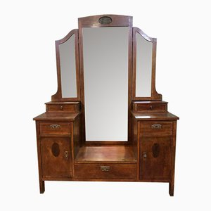 Antique Art Nouveau Dressing Table