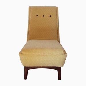 Sessel mit Gestell aus Afromosia von Greaves & Thomas, 1960er