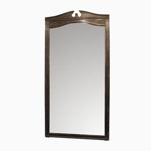 Large Vintage French Mirror, 1930s