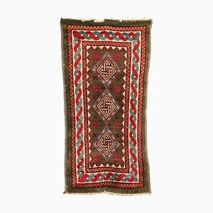 Alfombra Mid-Century de lana