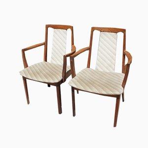 Vintage Stühle aus Teak von G-Plan, 2er Set