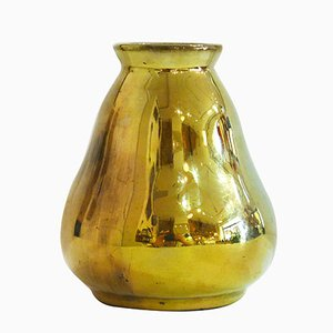 Vase Rambervillers Antique en Grès par Alphonse Cytère, France