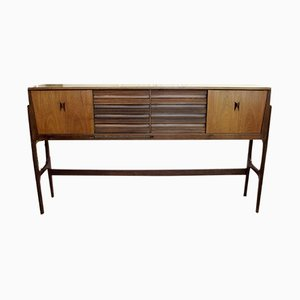 English Teak Sideboard from Elliotts of Newbury, 1960s