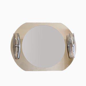 Mid-Century Italian Modern Mirror, 1960s