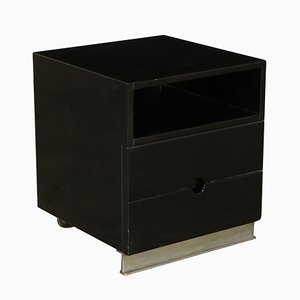 Italian Nightstand by Luigi Caccia Dominioni for Azucena, 1980s