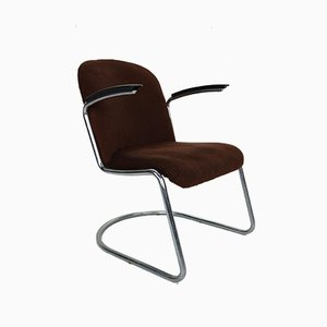 M-413 Easy Lounge Chair by Willem Hendrik Gispen for Gispen, 1953