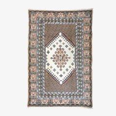 Vintage Kairouan Berber Rug, 1970s