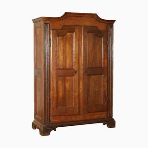 Antique Italian Cherry Wardrobe