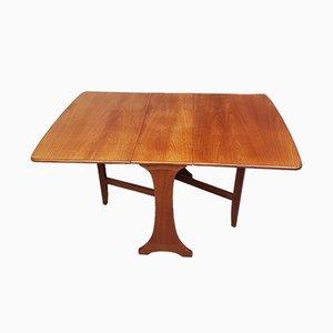 Table de Salle à Manger Extensible Mid-Century en Teck de G-Plan, 1960s
