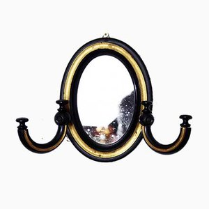 Antique Hand-Crafted French Mirror