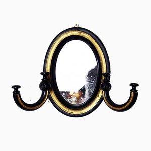 Espejo francés antiguo hecho a mano