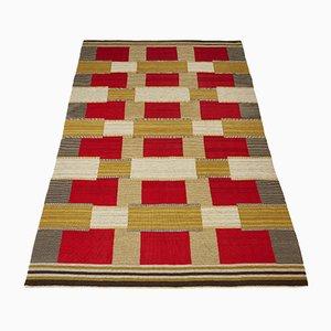 Mid-Century Swedish Wool Carpet, 1950s