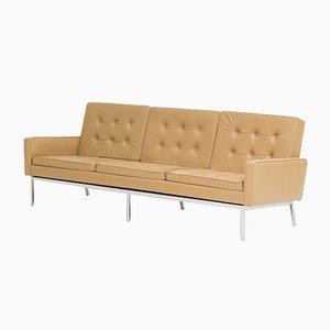 Sofá de tres plazas de Florence Knoll Bassett para Knoll Inc./Knoll International, años 60