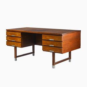 Mid-Century Danish Rosewood Desk by Kai Kristiansen, 1960s