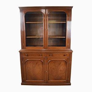 Victorian Style Mahogany Cabinet, 1990s