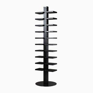 Model Double Pilaster Bookshelf by John Kandell for Källemo, 1990s