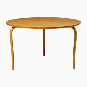 Tavolino da caffè Annika di Bruno Mathsson per Firma Karl Mathsson, anni '30