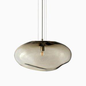 Lampe à Suspension Haumea Amorph Taille L par Simone Lueling pour ELOA