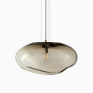 Lampe à Suspension Haumea Amorph Taille M par Simone Lueling pour ELOA