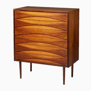 Modernist Danish Rosewood Dresser by Arne Vodder, 1960s