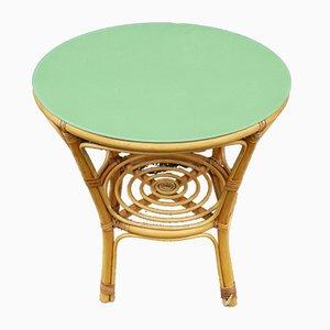 Table Basse Colomba Mid-Century, Italie, 1950s