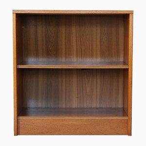 Mid-Century Bücherregal aus Teak