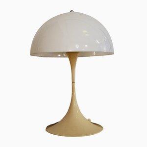 Lámpara de mesa Panthella moderna de Verner Panton para Louis Poulsen, 1971