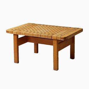 Tavolo nr. 5273 di Börge Mogensen per Fredericia, Danimarca, anni '50