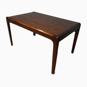 Tavolo da pranzo Mid-Century in legno, anni '60
