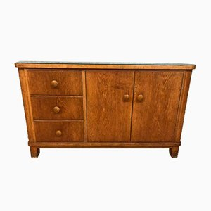Mid-Century Wooden Dresser, 1950s