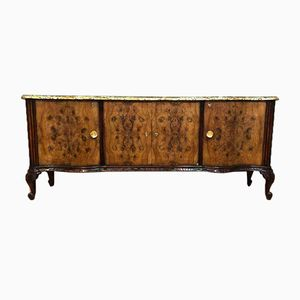 Antique Wooden Chippendale Sideboard