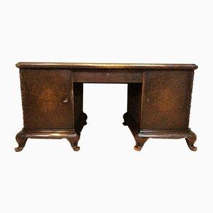 Antiker Schreibtisch aus Holz