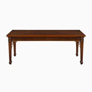 Antique Mahogany Coffee Table