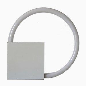 Lámpara de mesa TC6 minimalista de metal de Aldo Van den Nieuwelaar para Nila, años 70