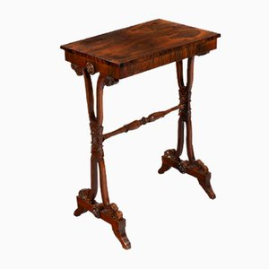 Antique Regency Rosewood Side Table from George Smith