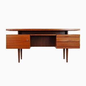 Mid-Century German Wooden Desk, 1960s